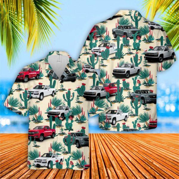 Chevrolet Colorado Hawaiian Shirt