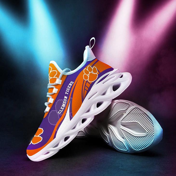 Clemson Tigers Ncaa1 Sneaker 1