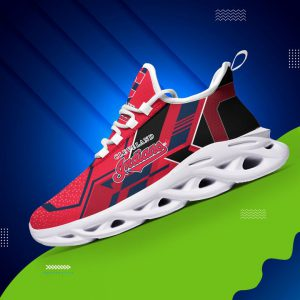 Cleveland indians mlb max soul clunky shoes 1