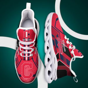 Cleveland indians mlb max soul clunky shoes 4