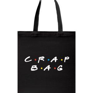 Crap Bag tote bag 1