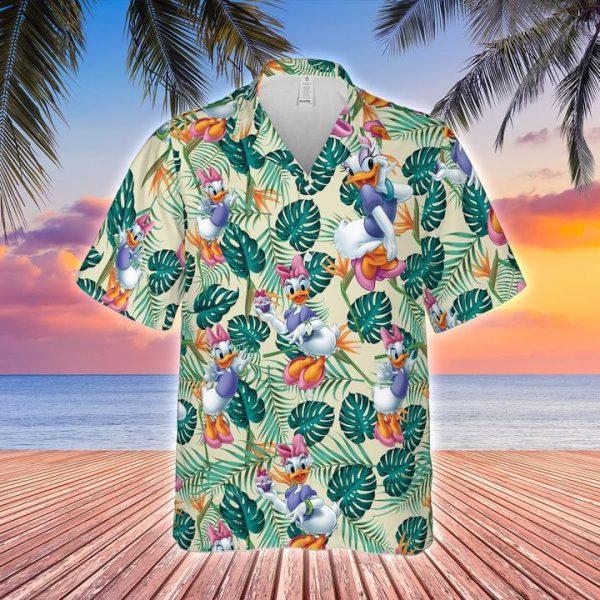 Daisy Duck hawaiian shirt