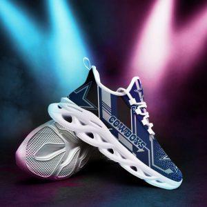 Dallas cowboys nfl max soul clunky shoes 3