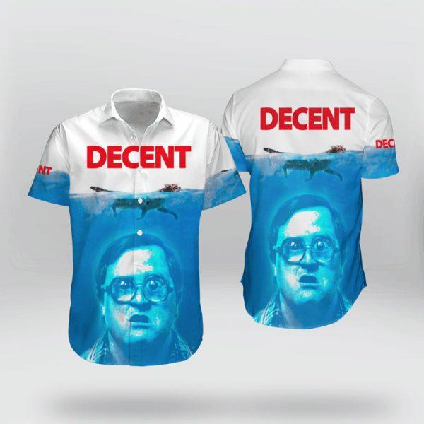 Decent Bubbles Hawaiian Shirt
