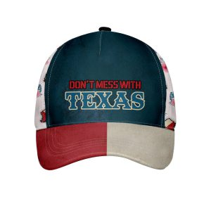 Dont Mess With Texas Cap