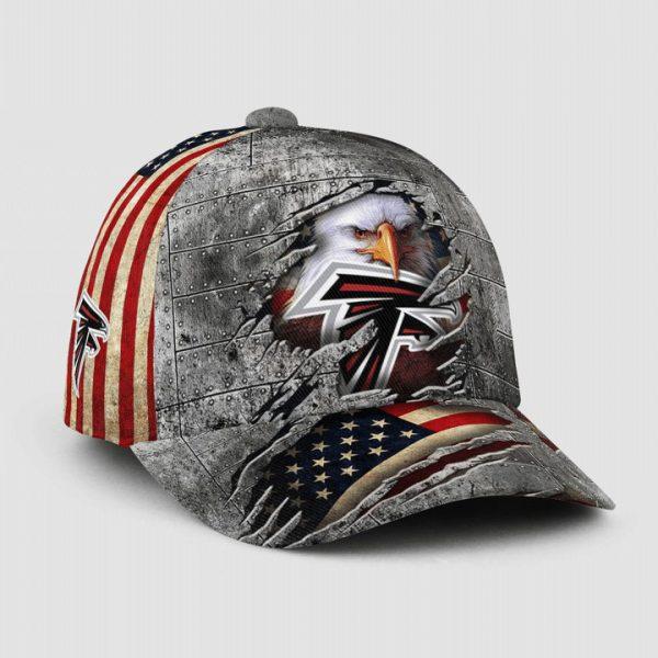 Eagle America Atlanta Falcons Cap