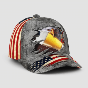 Eagle America Beer Cap