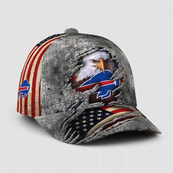 Eagle America Buffalo Bills Cap