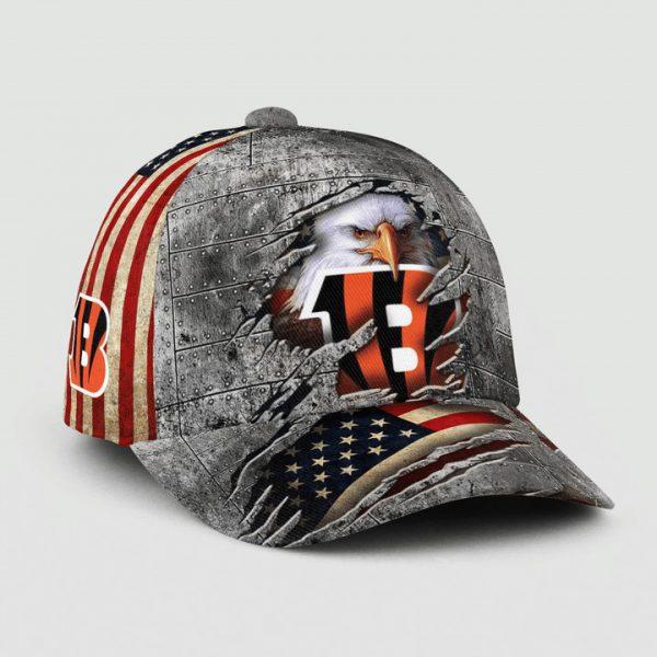 Eagle America Cincinnati Bengals Cap