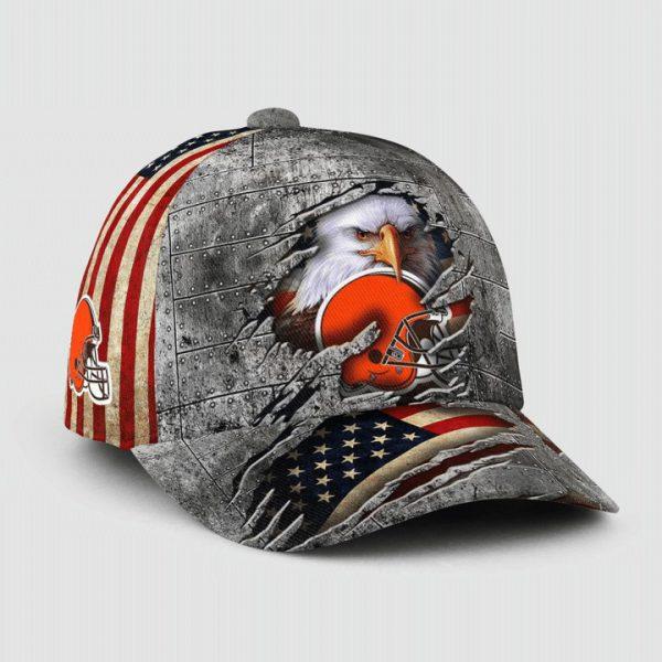 Eagle America Cleveland Browns Cap