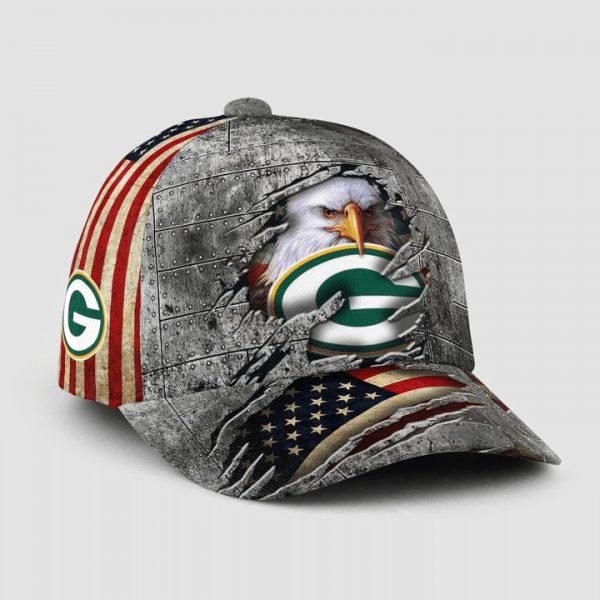 Eagle America Green Bay Packers Cap