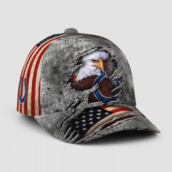 Eagle America Indianapolis Colts Cap