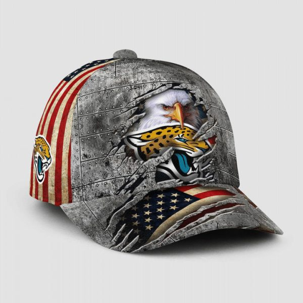 Eagle America Jacksonville Jaguars Cap