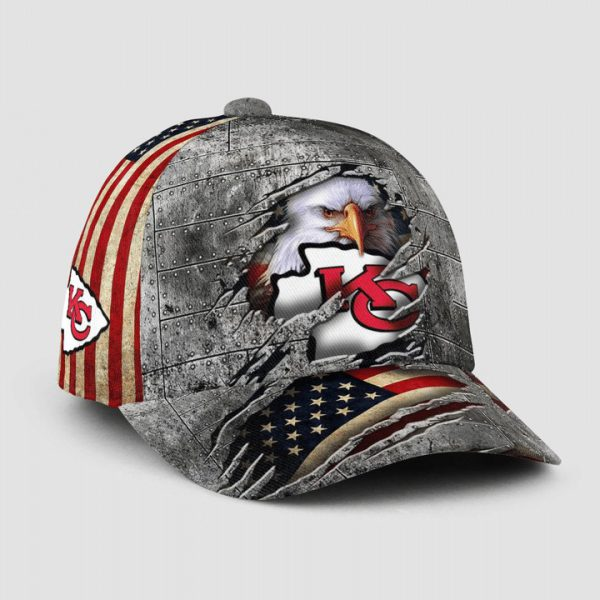 Eagle America Kansas Chiefs Cap