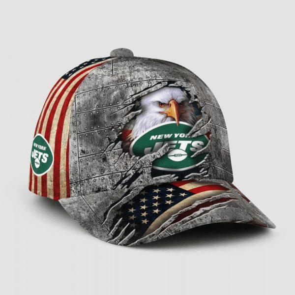 Eagle America New York Jets Cap