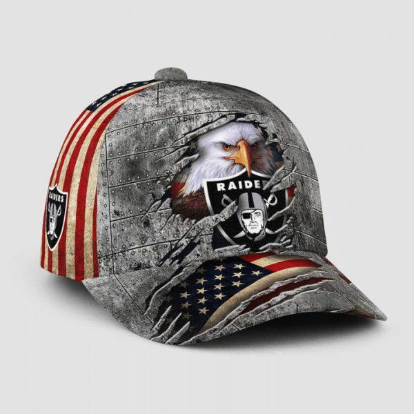 Eagle America Oakland Raiders Cap