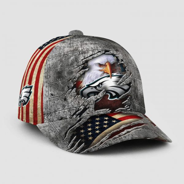 Eagle America Philadelphia Eagle Americas Cap