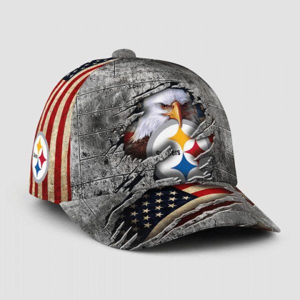 Eagle America Pittsburgh Steelers Cap