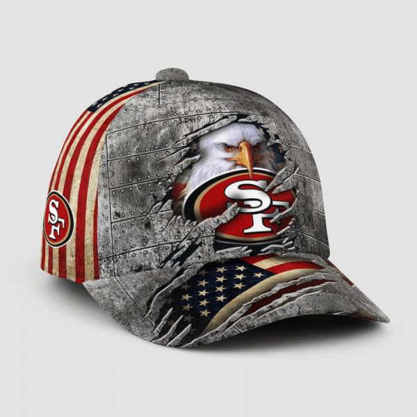 Eagle America San Francisco Cap