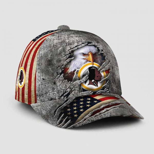 Eagle America Washington Redskins Cap