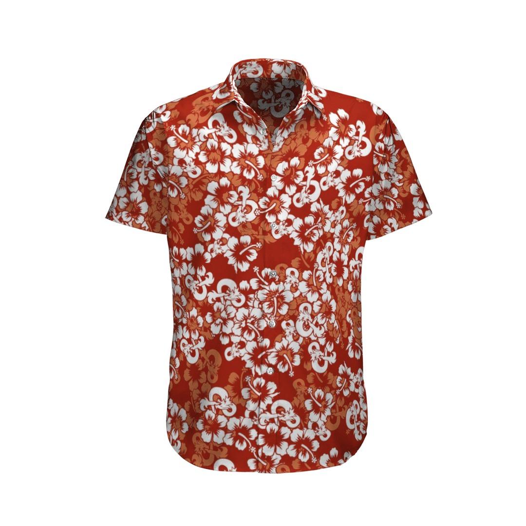 Flower D And D Hawaiian Shirt