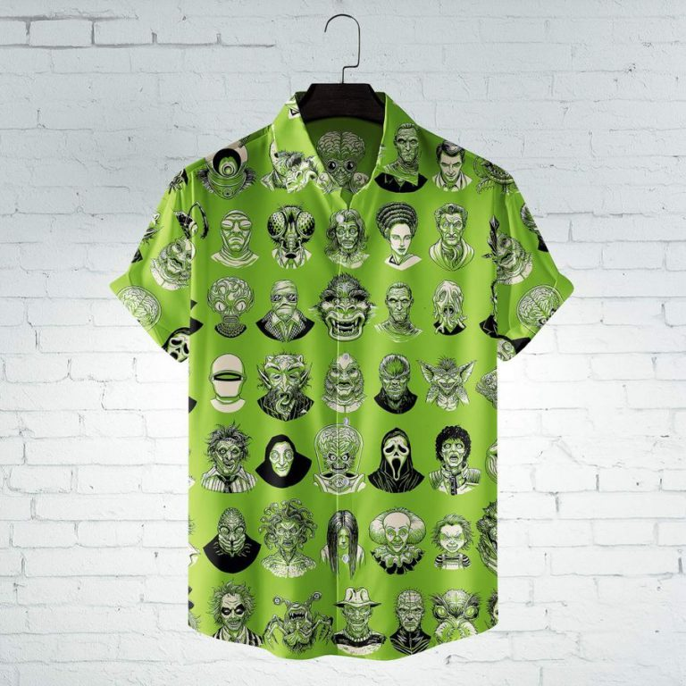 From The Depths Of Time And Space Hawaiian Shirt