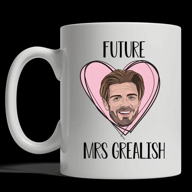 Future mrs Jack grealish mug as