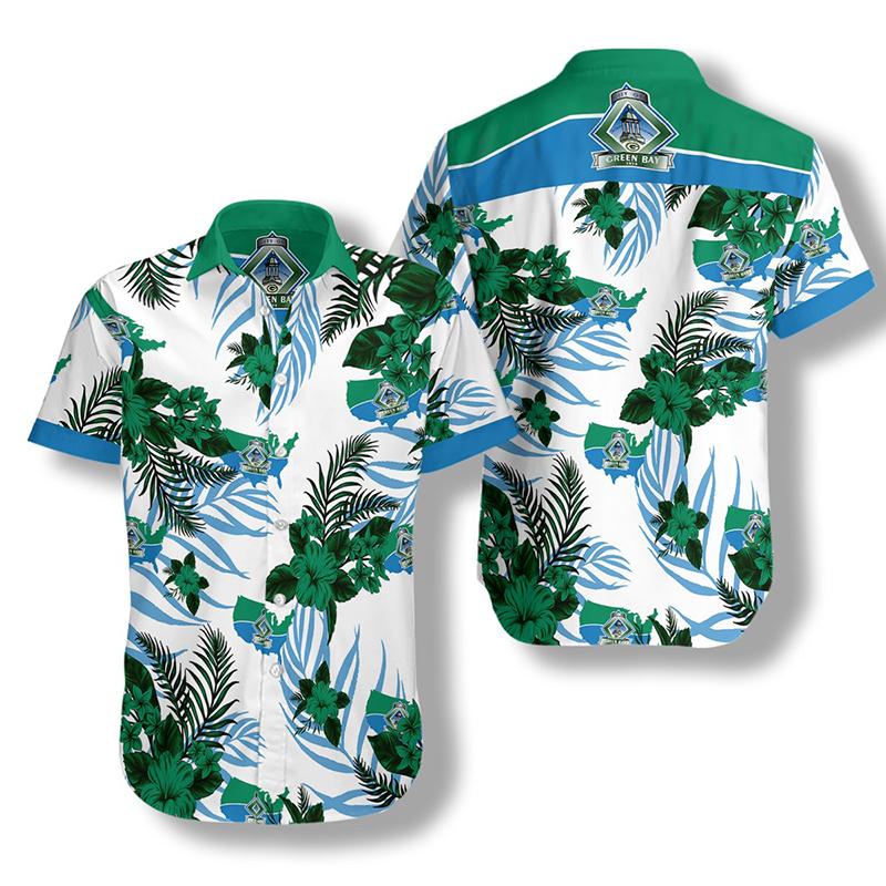 Green Bay Proud Hawaiian Shirt