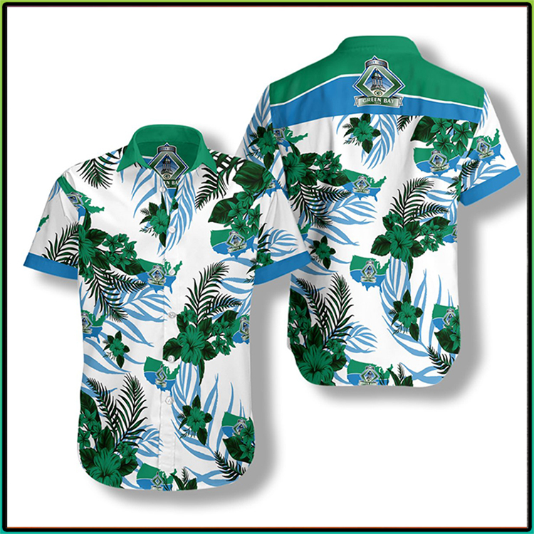 Green Bay Proud Hawaiian Shirt3