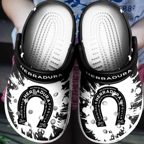 Herradura Tequila Croc shoes crocband