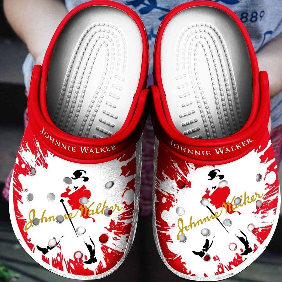 Johnnie Walker Croc shoes crocband