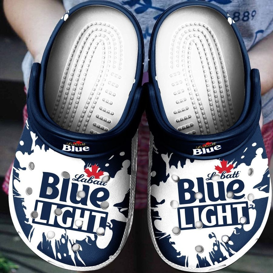 Labatt Blue Light Croc shoes crocband
