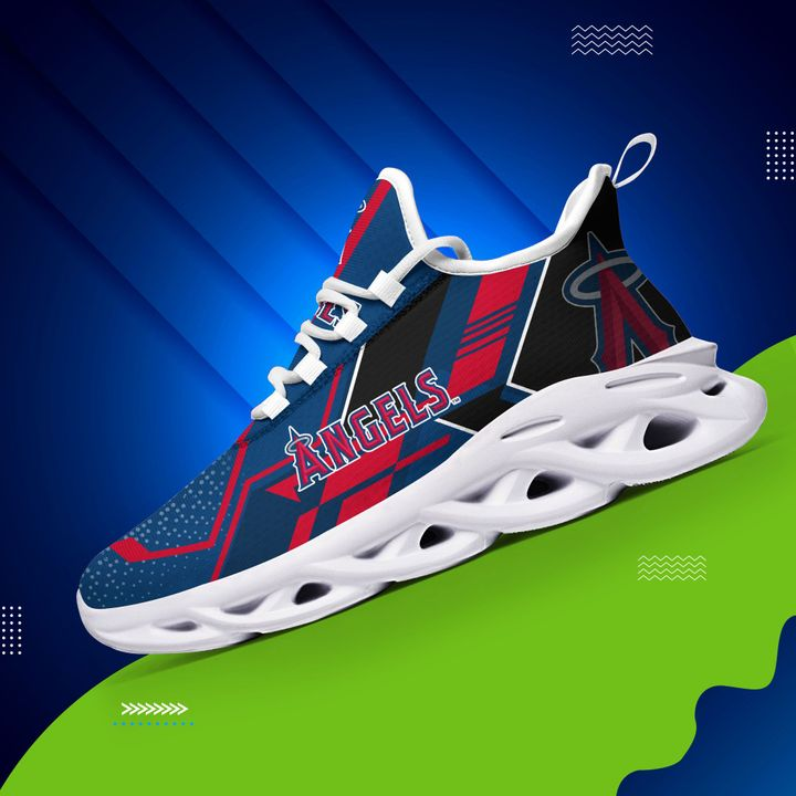 Losangeles angels mlb max soul clunky shoes 1