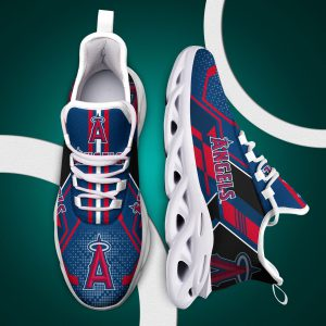 Losangeles angels mlb max soul clunky shoes 4