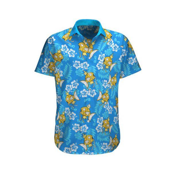 Magikarp Pokemon Hawaiian Shirt