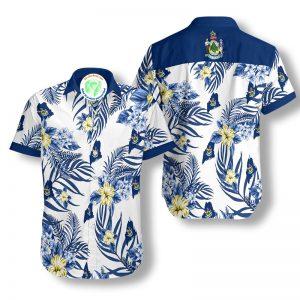 Maine Proud Hawaiian Shirt