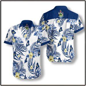 Maine Proud Hawaiian Shirt2