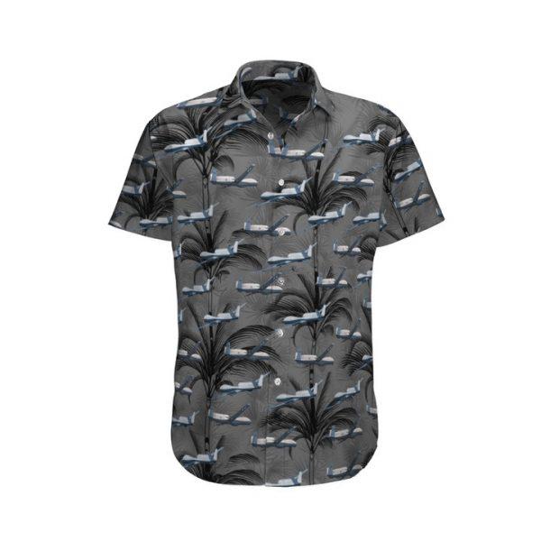 Mq 4c Triton Royal Australian Air Force Hawaiian Shirt And Shorts