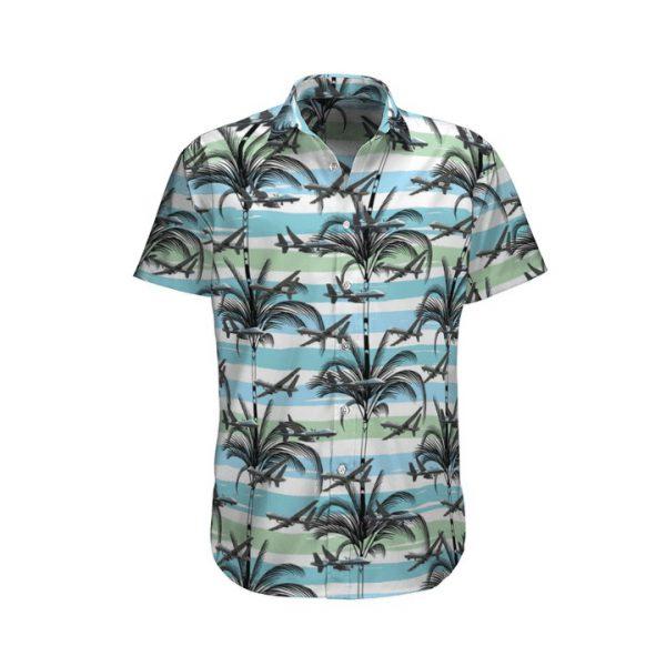 Mq 9 Reaper Royal Australian Air Force Hawaiian Shirt And Shorts