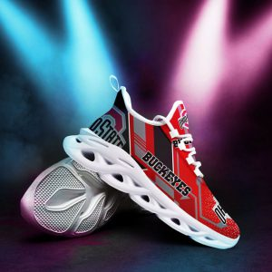 Ohio state buckeyes max soul clunky shoes 3