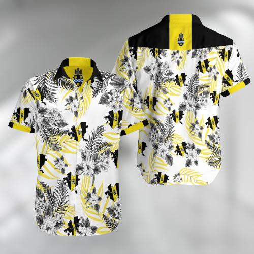 Pittsburgh Proud Hawaiian Shirt 2