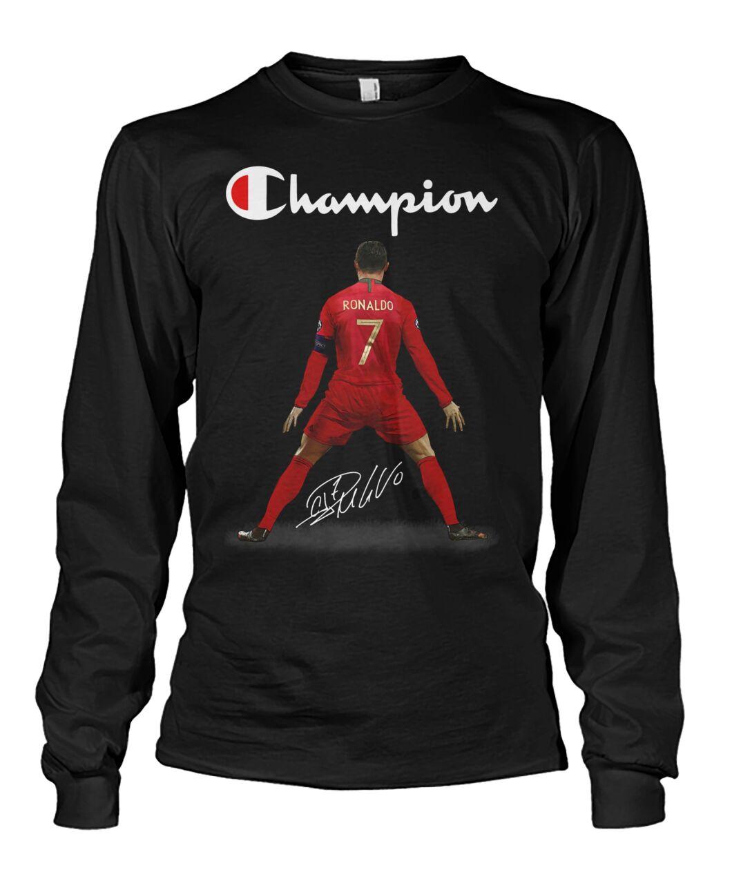 Ronaldo champions league shirt 13