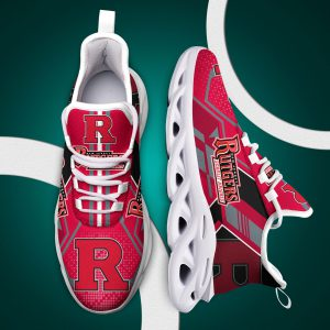 Rutgers scarlet knights max soul clunky shoes 4