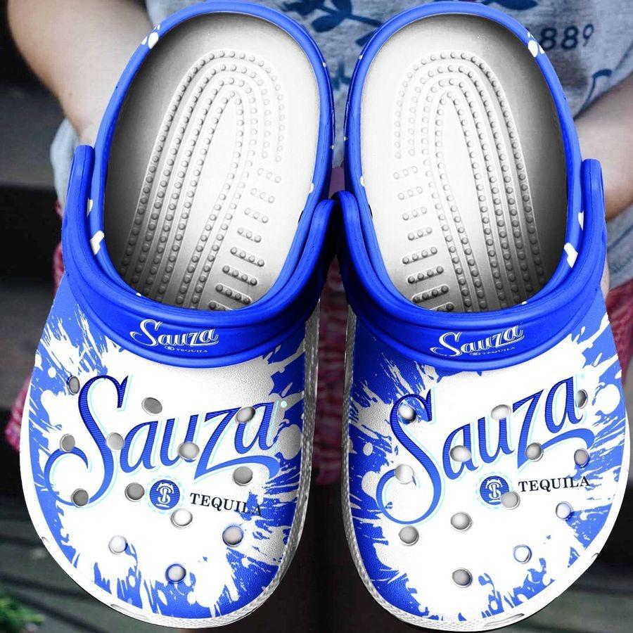Sauza Tequila Croc shoes crocband