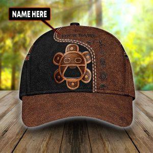 Sol Taino Puerto Rico Custom Name Cap