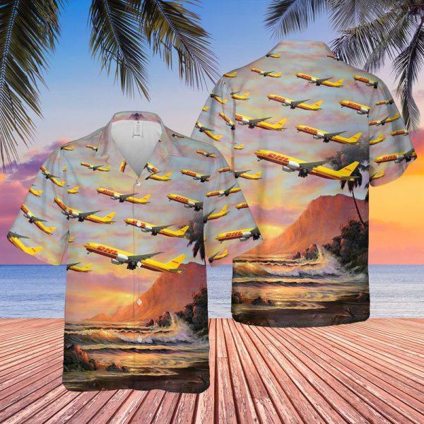 Southern Air Boeing 777 FZB Hawaiian Shirt