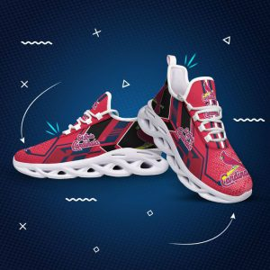 St. Luois cardinals mlb max soul clunky shoes 2