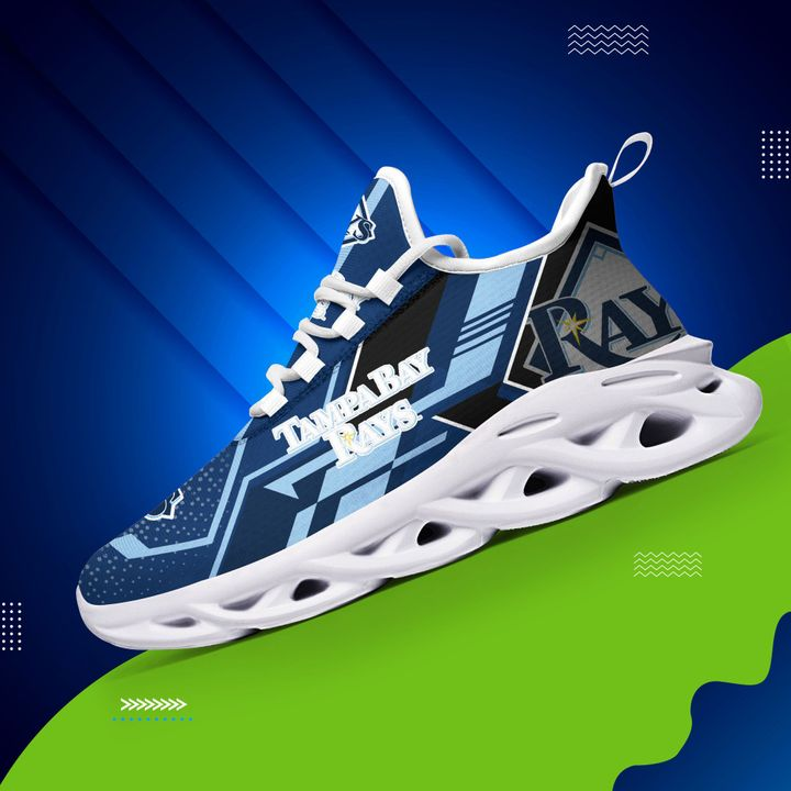 Tampa bay rays mlb max soul clunky shoes 1