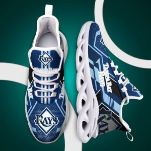 Tampa bay rays mlb max soul clunky shoes 4