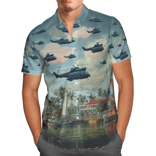 The puma hc mk2 hawaiian shirt 1 7